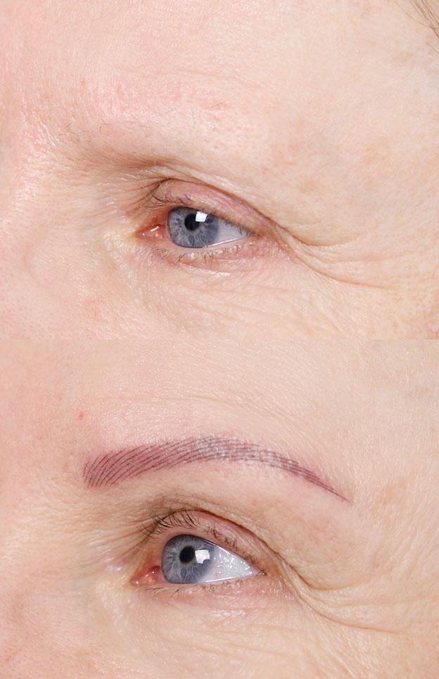 Metoda Włoskowa Brwi Makijaż Permanentny Expert
