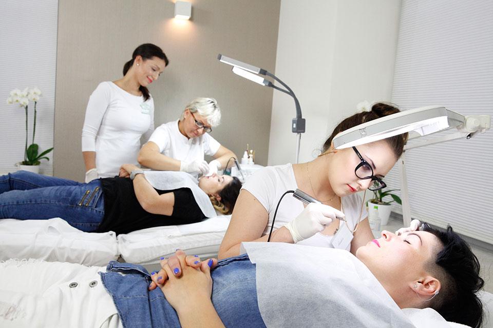 Kurs makijażu permanentnego