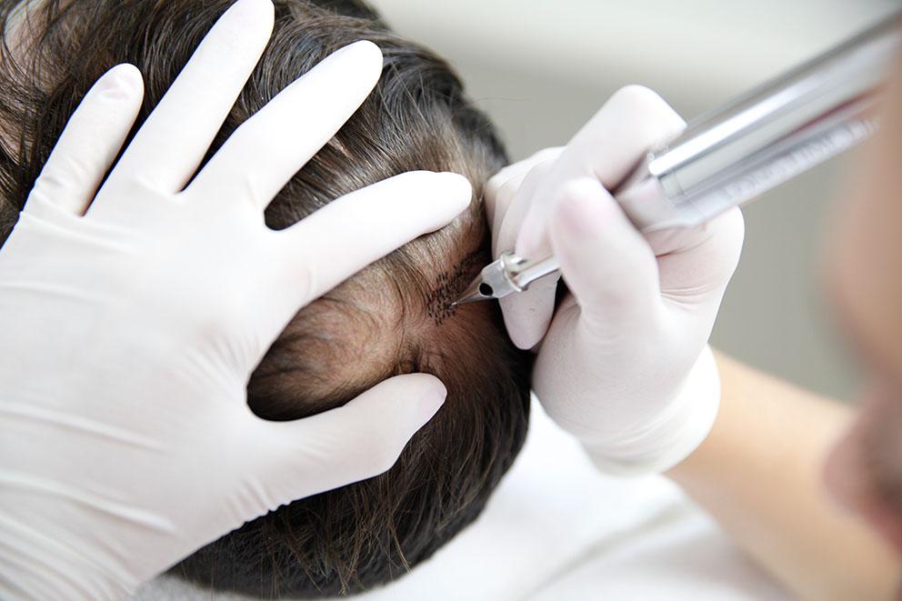 Makijaż permanentny dla mężczyzn
