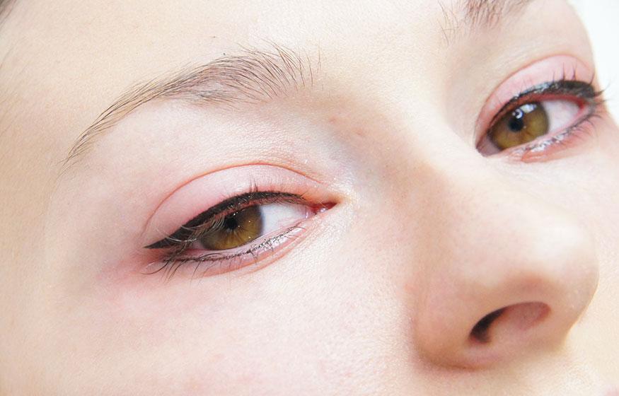 Pielęgnacja oczu po makijażu permanentnym