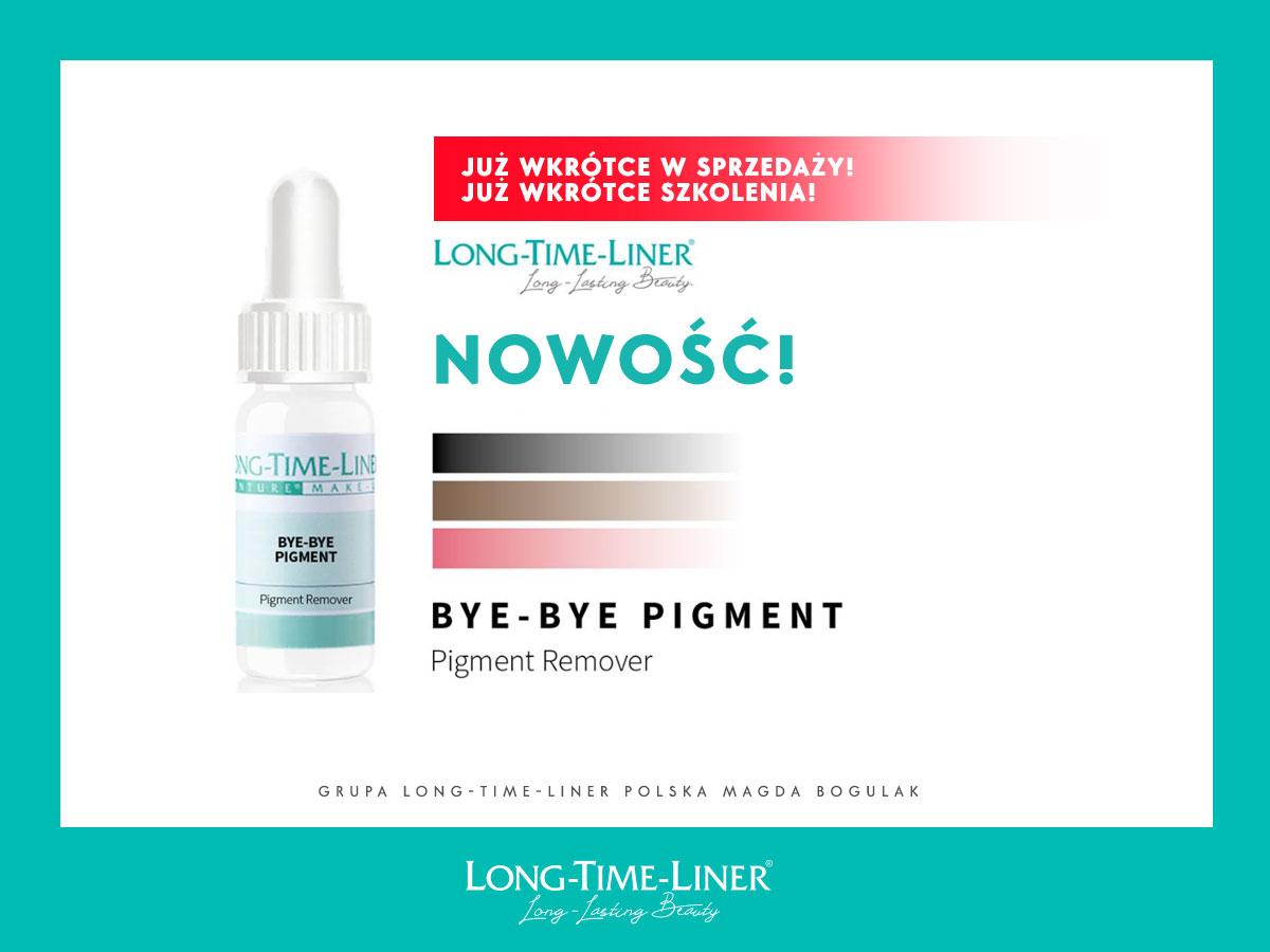 Bye-Bye Pigment